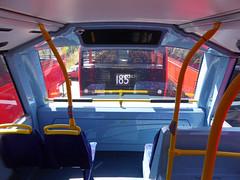 GAL MHV17 - BU16OZE - INTERIOR - BV BUS GARAGE - THUR 28TH APR 2016 L (Bexleybus) Tags: bus london ahead volvo interior garage go egyptian belvedere bv bodywork mcv goahead evoseti mhv17 bu16oze