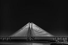 Bandra-Worli Sealink (i2n2) Tags: bridge india skyline mumbai seaface sealink bandraworli worlibandra