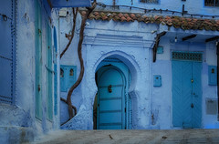 IMG_6298_HDR (collinsad2015) Tags: morocco chaouen chefchaouen bluecity