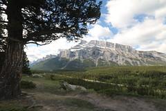 A walk around Johnsons lake Banff Alberta Canada (davebloggs007) Tags: mountain lake canada walk alberta banff around johnsons rundle a