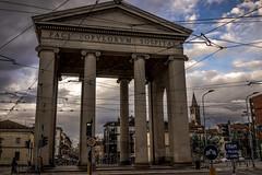 _DSC5866 (andrewlorenzlong) Tags: city italy milan gate italia milano porta citygate ticinese portaticinese