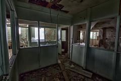 broken business (fear urbex) Tags: chicago abandoned broken business urbanexploration urbex industrialexploration lifeafterpeople