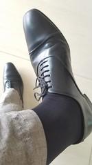 20160507_122231 (socks manX) Tags: socks sheer shoesotc