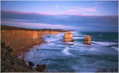 IMG_7326s (majo9911) Tags: ocean sun set australia victoria seven greatoceanroad apostles