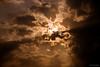 Golden Sky (ivan_rasgado) Tags: light sky nature clouds photography golden streaks