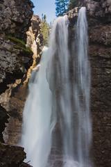 MH5_9251 (memories by Mark) Tags: rockies waterfall alberta banff rockymountains banffnationalpark johnstoncanyon