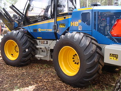 Forexpo 2016 (55) (TrelleborgAgri) Tags: forestry twin tires trelleborg skidder t480 forexpo t440