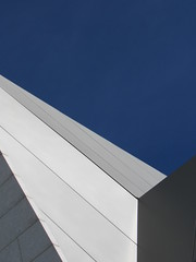 Aga Khan Museum roof and sky