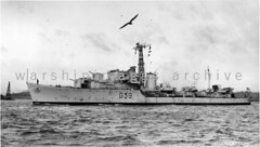 HMS Obdurate (Image Ref: warship3453) (ww2images) Tags: destroyer battleship warship 1946 royalnavy waratsea obdurate navyphoto britishships hmsobdurate warshipimages warshipimagescom warshipphotos