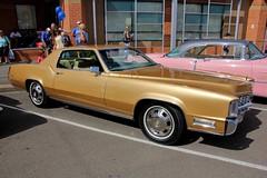 1968 Cadillac Fleetwood Eldorado coupe (sv1ambo) Tags: new festival wales south cadillac eldorado nostalgia nsw 1968 coupe fleetwood 2012 kurri kurrikurri