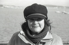 Street Portrait #2 (Alexander Jones - Documentary Photography) Tags: street portraiture portrait swansea south wales documentary photography konica minolta dyanx 700si decisive moment candid