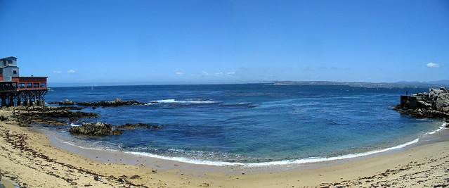 Monterey Bay.