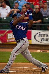 Elvis Andrus (#1) (J.R.Photography) Tags: canon texas baseball rangers roundrock 100400mm roundrockexpress elvisandrus
