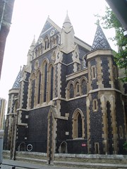 West Facade, Southwark Cathedral (Aidan McRae Thomson) Tags: london cathedral victorian southwark arthurblomfield