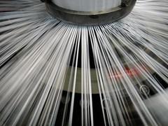 Circular Loom - 15 (Rajesh_India) Tags: india industrial hyderabad weaving sacks circularloom