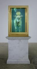 Damien Hirst - The Golden Calf (2008)