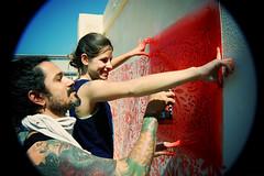 Team work. (ADIDA FALLEN ANGEL) Tags: friends people art israel photo nikon zooz d40 d40nikon