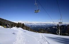 Panarotta. (mortisiere) Tags: mountain ski levico pergine caldonazzo panarotta valsuganatrento