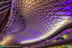 Concourse view (www.chriskench.photography) Tags: roof station architecture nikon 28 kingscross nikkor 1424 d700 kenchie