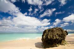 Dreamland (Matthew Post) Tags: sky bali beach rock indonesia paradise dreamland kuta sigma1020 canon60d