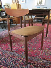 Not Available - Kofod-Larsen dining set (Mod Livin') Tags: modern vintage design furniture danish eames midcenturymodern midcentury teak madmen heywoodwakefield selig risom midmod johnkeal