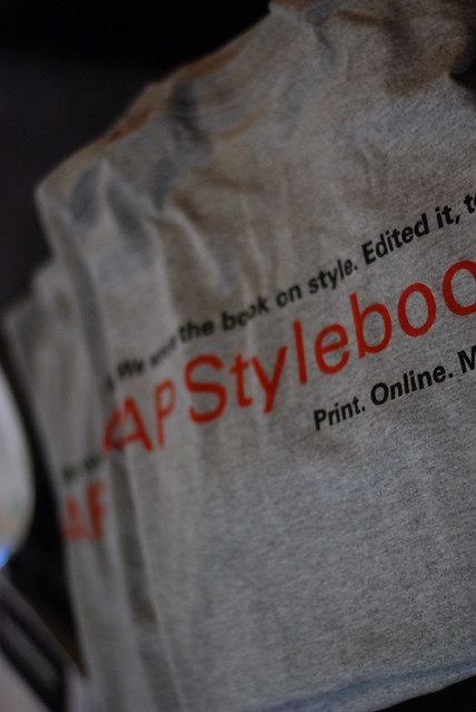 Thumbnail for AP Stylebook & Chicago Manual of Style Announce Changes at #ACES2012