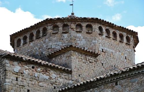 Frontanyà (Catalogne), abbatiale Sant Jaume (7)