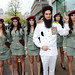 The Dictator Visits The Alan Carr Show
