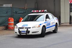 NYPD Auxiliary Chevrolet Impala RMP (Triborough) Tags: nyc newyorkcity ny newyork chevrolet gm manhattan police nypd financialdistrict policecar impala lowermanhattan newyorkcounty auxiliary rmp newyorkcitypolicedepartment