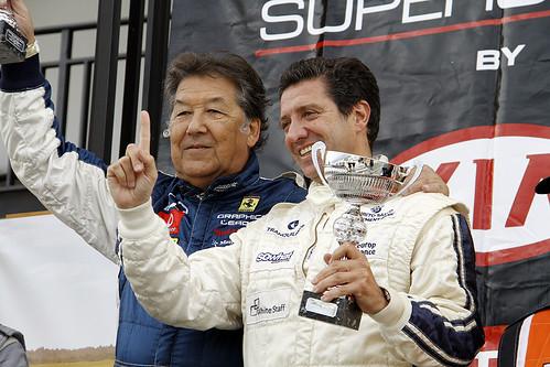 Carlos Peres e Miguel Moreno