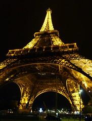 Eiffel Tower night 5