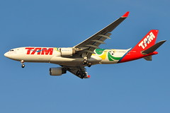 TAM Airlines (TAM Linhas Aereas) - Airbus A330-200 - PT-MVP - Selecao Brasileira (World Cup 2010) - John F. Kennedy International Airport (JFK) - February 19, 2012 2 518 RT CRP (TVL1970) Tags: nikon nikond90 d90 nikongp1 gp1 geotagged nikkor70300mmvr 70300mmvr aviation airplane aircraft airlines airliners johnfkennedyinternationalairport kennedyairport jfkairport jfkinternational jfk kjfk ptmvp tamtransportesaéreosmarília tamlinhasaéreas tamairlines tam seleçãobrasileira selecaobrasileira worldcup2010 speciallivery oeicz aercapholdings aercap tcjis turkishairlines thy türkhavayollarıanonimortaklığı türkhavayolları turkhavayollarıanonimortaklıgı turkhavayolları airbus airbusindustrie airbusa330 airbusa330200 a330200 airbusa330223 a330223 a330 prattwhitney pw pw4000 pw4168 pw4168a