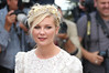 Kirsten Dunst 'On the Road' photocall during the 65th Cannes Film Festival Cannes, France