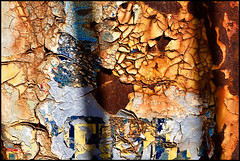 Fuel to Go (Junkstock) Tags: old blue arizona abstract color texture abandoned yellow closeup vintage typography photography photo graphics junk rust paint graphic photos decay rustic rusty gasstation textures photographs photograph rusted type americana weathered abstraction aged peelingpaint artifact distressed corrosion artifacts patina relic rustyandcrusty gaspumps oldstuff craquelure oldandbeautiful oldusedobjects altebenutztegegenstnde