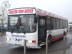 John Quirke Coaches (94C18020). (Fred Dean Jnr) Tags: bus cork mercedesbenz wright midleton citybus december2008 urbanranger oh1416 l610owb johnquirkecoaches 94c18020 exchoicetravel midletontownservice marketgreenshoppingcentremidleton