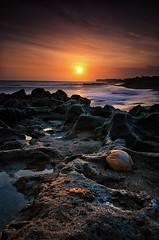 D7K_7008 (eggysayoga) Tags: sunset bali beach indonesia landscape nikon kit canggu cemagi 18105mm pererenan d7000