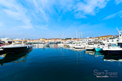 PORT DE SAINT-TROPEZ by steve lorillere, on Flickr