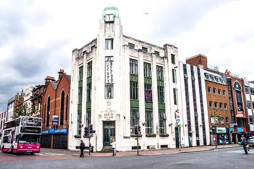 Bank Of Ireland Building - Belfast (North Street)