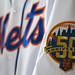 Mets snow white jersey
