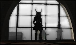 Minotaur Silhouette