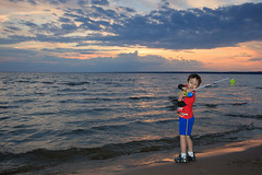 JA_5D-26610.jpg (aylward_john) Tags: sunset newyork fishing lakes johnalexander veronabeach