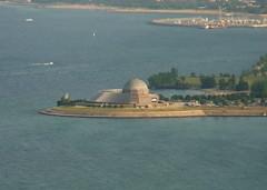 Adler Planetarium (mattheuxphoto) Tags: chicago illinois downtown lakemichigan lakeshoredrive downtownchicago chicagoillinois adlerplanetarium lakepointtower