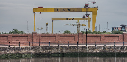 Belfast: Samson and Goliath (cranes)