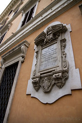"House of Gian Lorenzo Bernini • <a style=""font-size:0.8em;"" href=""http://www.flickr.com/photos/89679026@N00/7378324664/"" target=""_blank"">View on Flickr</a>"