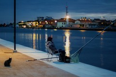 stakeholders (akabolla) Tags: fisherman mare pesca pescatore stakeholders porst5512