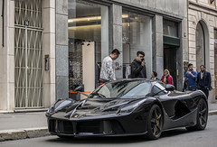 Black panther (David Clemente Photography) Tags: ferrari supercars hypercars laferrari ferrarilaferrari