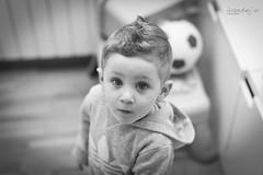 Nico (19 meses) (ivanseijo) Tags: portrait bw nikon retrato 14 beb ojos portraiture 50 d610