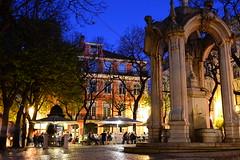 Lisbon by night (kalakeli) Tags: portugal nightshot lisbon may mai nightshots bluehour impressions lissabon impressionen blauestunde 2016 nachtaufnahmen