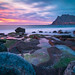 """Evening adventure at Utakleiv in Lofoten • <a style=""""font-size:0.8em;"""" href=""""http://www.flickr.com/photos/127903822@N03/26862975015/"""" target=""""_blank"""">View on Flickr</a>"""