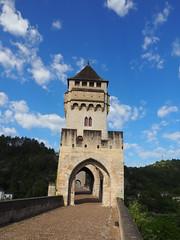 Cahors Bridge #3 (JP Newell) Tags: bridge river canal lock cahors midipyrnesregion